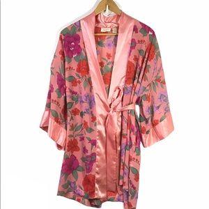 VICTORIA SECRET | Vintage Floral Robe